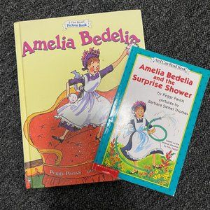 Amelia Bedelia I Can Read Book Lot